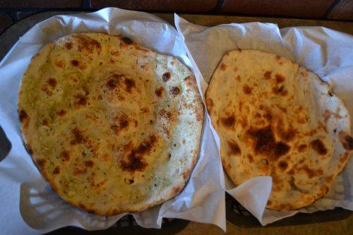 Naan, SHAH Restaurant